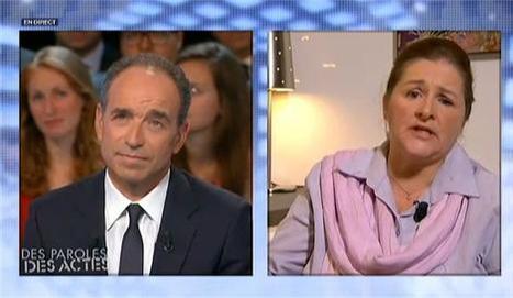 Isabelle, la chômeuse qui a tenu tête à Jean-François Copé | Des paroles et des actes #dpda | Scoop.it
