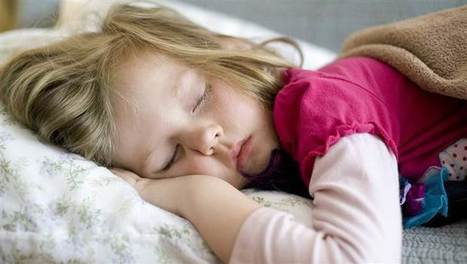 How old is too old for kids to nap? New report's surprising suggestion   Kickin' Kickers   Scoop.it
