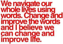 Your Words Shape the Way You Think   All About Coaching   Scoop.it