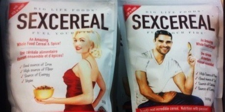 Sex sells ... cereal? | Sex Marketing | Scoop.it