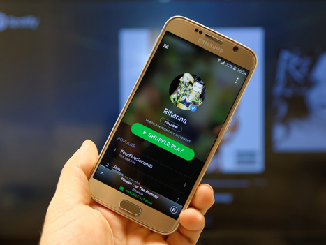 Publicité : Spotify passe son inventaire audio en programmatique | E-Music ! | Scoop.it