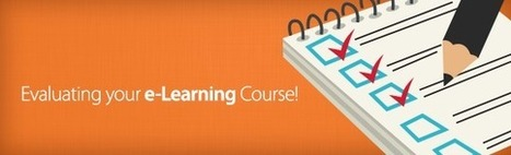 How to Evaluate Your Online Training Course    e-Learning Bookmarking Service - e-Learning Tags   Online learning   Scoop.it