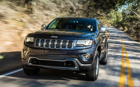 2014 Jeep Grand Cherokee Diesel First Drive - Motor Trend | Off roading | Scoop.it