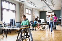Why Coworking Is Hot   Peer2Politics   Scoop.it