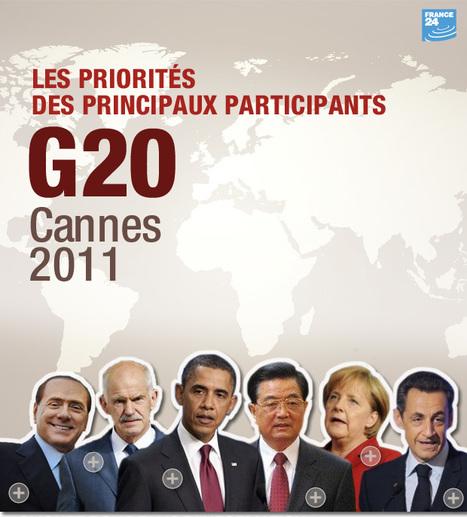 G20 : tous pour un et chacun pour soi | Epic pics | Scoop.it
