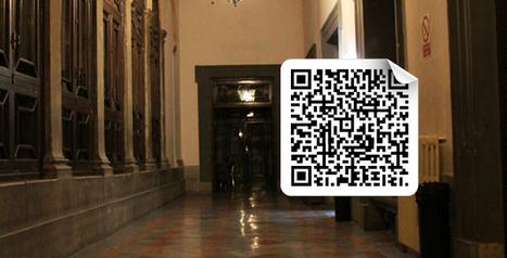 Uso de los códigos QR para el acceso al conocimiento de usuarios discapacitados | QRCoded | Scoop.it