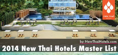 2014 Thailand Hotel Opening Master List | Thai hotels | Scoop.it
