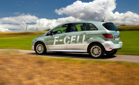 Automaker Trio Hopes to Bring Hydrogen Back From the Brink | Tracking the Future | Scoop.it
