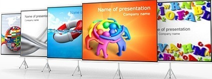 Free PowerPoint Templates | Web 2.0 for Education | Scoop.it