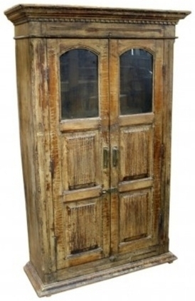 Old World Armoire and Display | Furniture and Pottery | Scoop.it