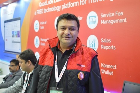 @Quad_Labs CEO shares details on Konnect.travel marketplace for travel agents | ALBERTO CORRERA - QUADRI E DIRIGENTI TURISMO IN ITALIA | Scoop.it