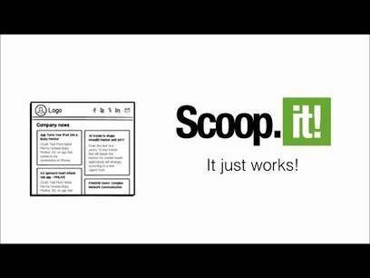 Une nouvelle compétence, la curation de contenu   Outils et  innovations pour mieux trouver, gérer et diffuser l'information   Scoop.it
