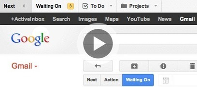ActiveInbox - Business Gmail Addon to Organize Email Tasks & Folders   New Web 2.0 tools for education   Scoop.it