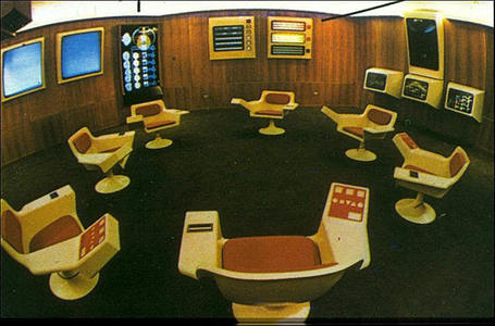 Stafford Beer's Cybersyn/Cybernetic Synergy Project | Emergent Digital Practices | Scoop.it