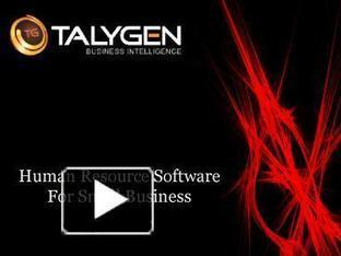 Human Resource Software For Small Business - Talygen | Hr-management-tool | Scoop.it
