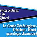 FORUM GENEALOGIE - PARIS 2012 - Le blog du Comité Est de l ...   Histoire Familiale   Scoop.it