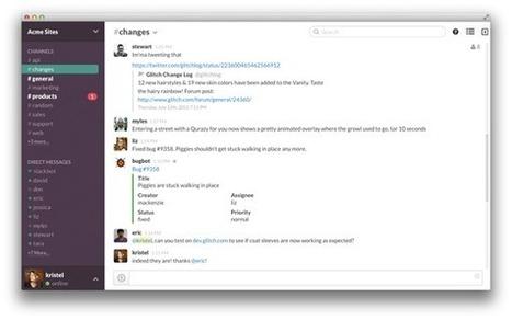 Slack is killing email | Creative Feeds | Scoop.it