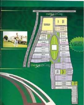 Indore Residential Plot for Sale Airport Road Indore emerald 1145 | Indore Property | Scoop.it