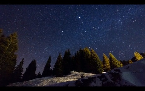 This Tutorial Video Makes Night Sky Time Lapse Shooting Look Easy - The Phoblographer | Photography | Scoop.it