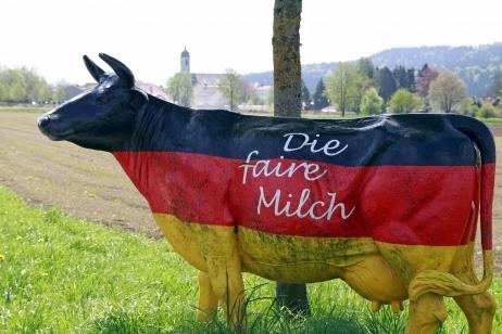 Les champions de la production de fromage sont les Allemands | Industrie fromagère | Scoop.it
