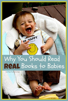 Mums make lists ...: Why You Should Read Real Books to Babies | books | Scoop.it