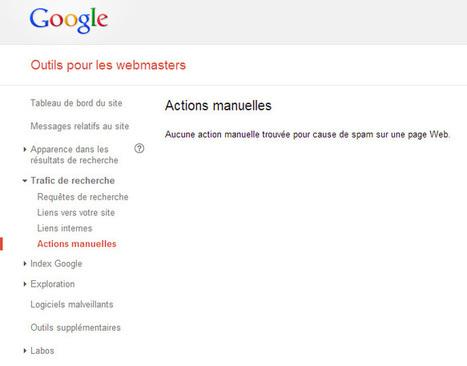 10 bonnes raisons d'utiliser Google Webmaster Tools | Webmarketing #emarketic | Scoop.it