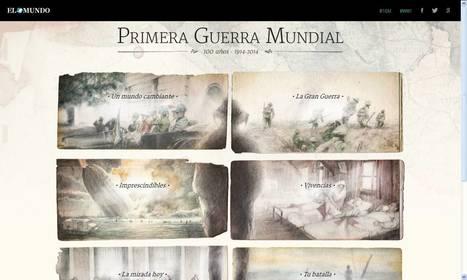 PRIMERA GUERRA MUNDIAL - EL MUNDO | Enlaces - clases europeas | Scoop.it