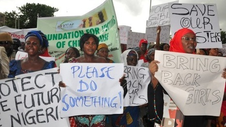 Should we step in to help Nigeria find kidnapped girls?   NGOs in Human Rights, Peace and Development   Scoop.it