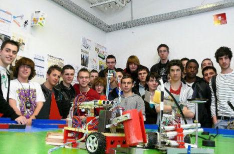 éducation - Le lycée Édouard-Branly champion de la robotique | ChâtelleraultActu | Scoop.it