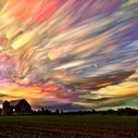 Smeared Skies Made from Hundreds of Stacked Photographs by Matt Molloy | Colossal | Matmi Staff finds... | Scoop.it
