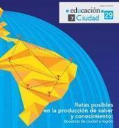 Revista Educación y Ciudad | IDEP - Instituto para la Investigación Educativa y el Desarrollo Pedagógico | Educacion, ecologia y TIC | Scoop.it