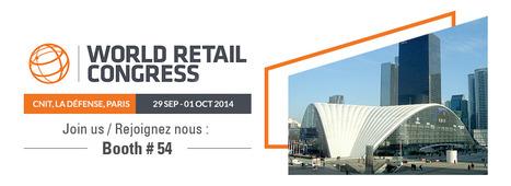 SES sera présent au World Retail Congress 2014 à Paris du 29 septembre au 1er octobre | Store Electronic Systems News | Scoop.it