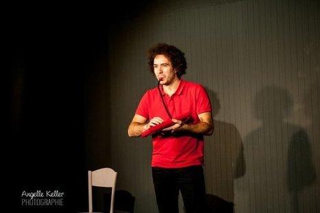 L'humoriste Thom Trondel donne son spectacle à Bordeaux avant de fouler les planches d'Avignon. | Bordeaux Gazette | Scoop.it