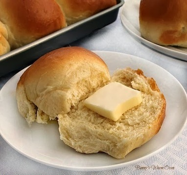 Bunny's Warm Oven: Butter Rich Dinner or Sandwich Rolls | Bunny's Warm Oven | Scoop.it