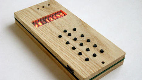How To Make A Working Cell Phone Out Of Cardboard | Peer2Politics | Scoop.it
