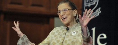 Two Reasons There Could Never Be Another Justice Like Ruth Bader Ginsburg | WELCOME TO MY WORLD OF MANY CAUSES | Scoop.it