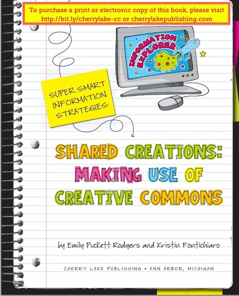 Teachers Handbook on Creative Commons and Copyright ~ Educational Technology and Mobile Learning | Auteursrecht en Creative Commons | Scoop.it