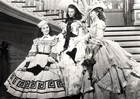 30 iconic fashion moments in film | I don't do fashion, I am fashion | Scoop.it
