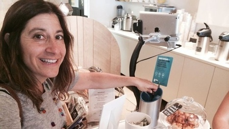 Digital tip jar coming to a coffee shop near you   Coffee News   Scoop.it
