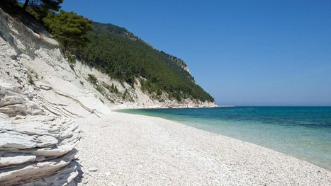 Riviera Del Conero: sand or rocks or both | Le Marche another Italy | Scoop.it