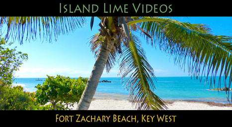 Fort Zachary Beach, Key West - Island Lime Videos   Caribbean Travel Source   Scoop.it