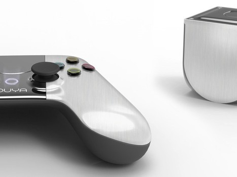 Ouya's $99 Android-based gaming console meets Kickstarter goal: $950k in under 12 hours (update: it's a record) | GamingShed | Scoop.it