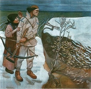 Nadi.fi: Kalevala. The Song of ancestors   Finland   Scoop.it
