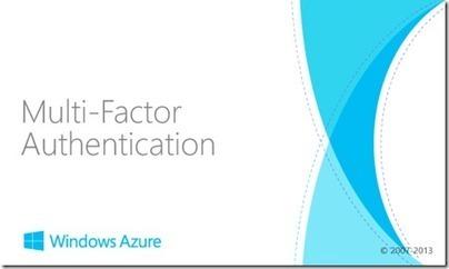 Authentification multi facteurs avec Windows Azure Multi-Factor Authentication – partie 2 | #Security #InfoSec #CyberSecurity #Sécurité #CyberSécurité #CyberDefence & #DevOps #DevSecOps | Scoop.it