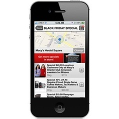 Mobile Commerce - eBay enhances Macy's iPhone app for Black Friday - Internet Retailer   Innovation in Ecommerce and Retail   Scoop.it