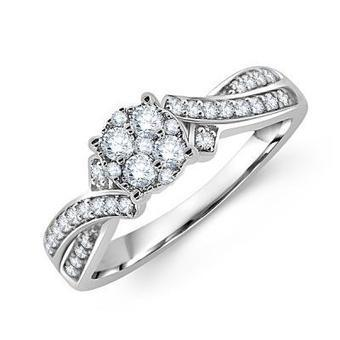 Engagement Rings and Diamond Wedding Ring for Women | Diamond Engagement Ring | Scoop.it