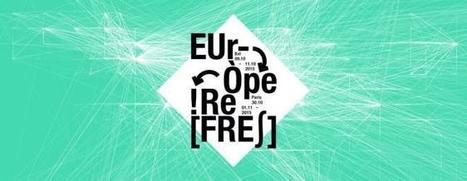 Libérons les possibles : l'atelier vous invite au week-end Europe Refresh ! | Social Entrepreneurship, Social Innovation | Scoop.it