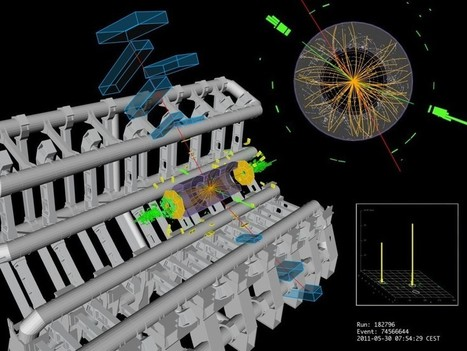 The Big 'Maybe': What The 'God Particle' Hunt Tells Us About Science : NPR | EMDR | Scoop.it
