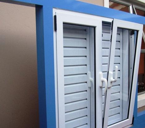 Turn & Tilt Double Glazed Windows - Eurostyle Windows and Doors | Euro Style Aluminium | Scoop.it