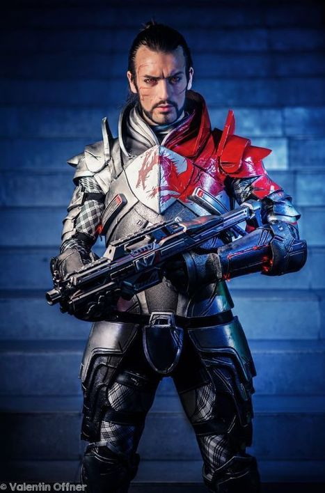 [Cosplay] Mass Effect - Gameblog.fr | Choose the Cosplay | Scoop.it